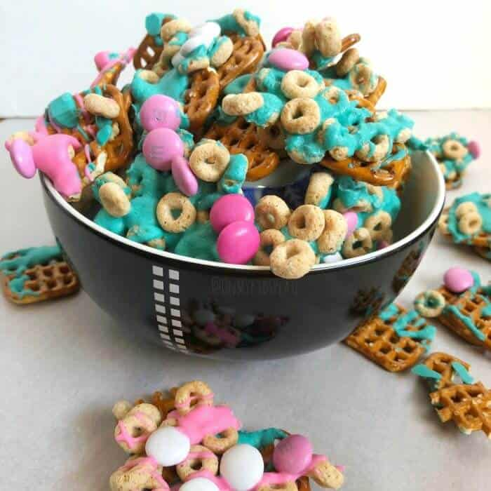 Trolls Party Snack Mix