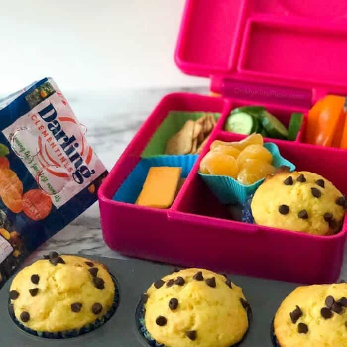 Squeeze The Day With Deliciously Cheery Clementine Muffins