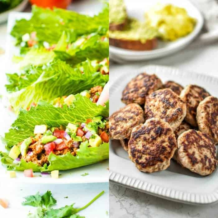 20+ Healthy Ground Turkey Recipes For Family Dinners
