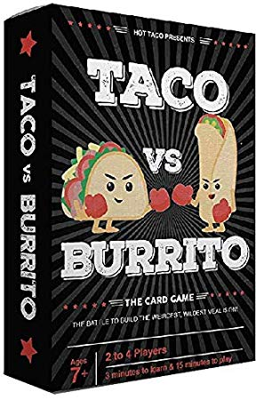 Taco vs Burrito - The Game