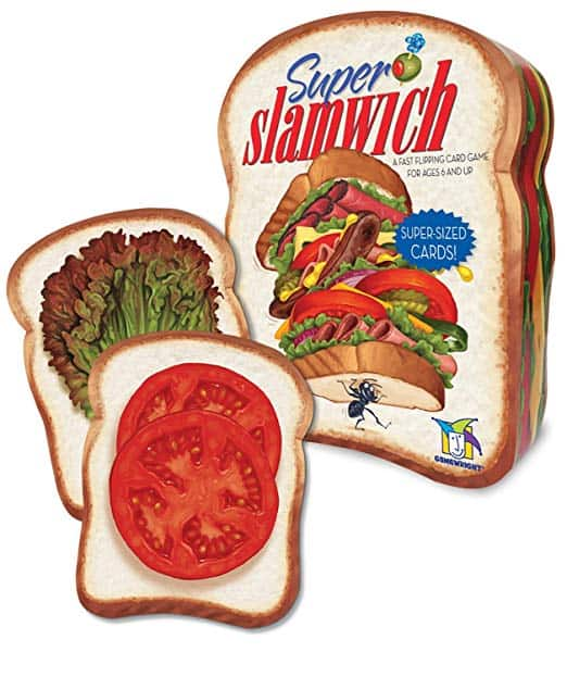 Gamewright Super Slamwich