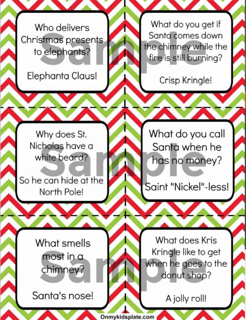 53 Hilarious Christmas Jokes For Kids